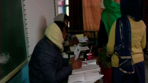 Voting begins for Jind assembly bypoll in Haryana