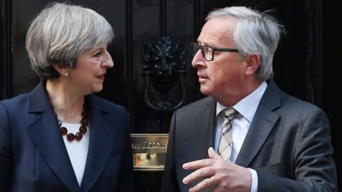 Brexit deal: Britain, EU divided on Irish border issue
