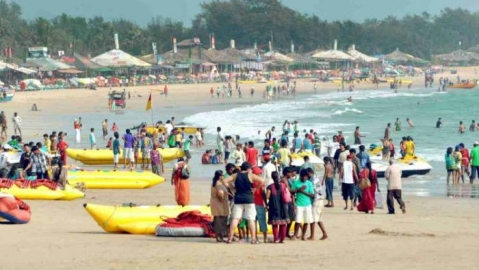 Congress party dubs Goa's tourism policy as 'disastrous'; socio-economic and socio-cultural impact not studied