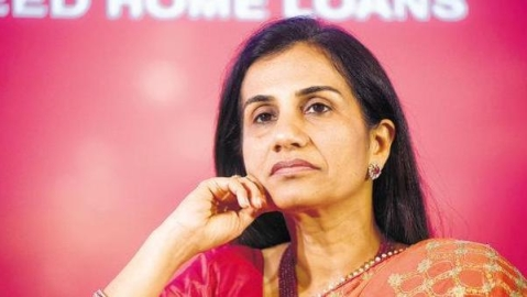 After FIR against Chanda Kochhar, Centre transfers officer probing ICICI-Videocon case