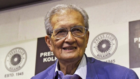 "Amartya Sen backs Naseeruddin Shah against trolls, says ""harassing people is unacceptable"""