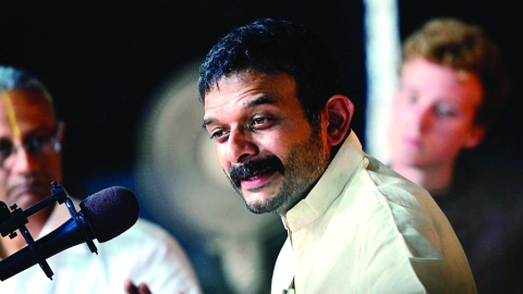TM Krishna: 'Essence of art is to question and challenge'