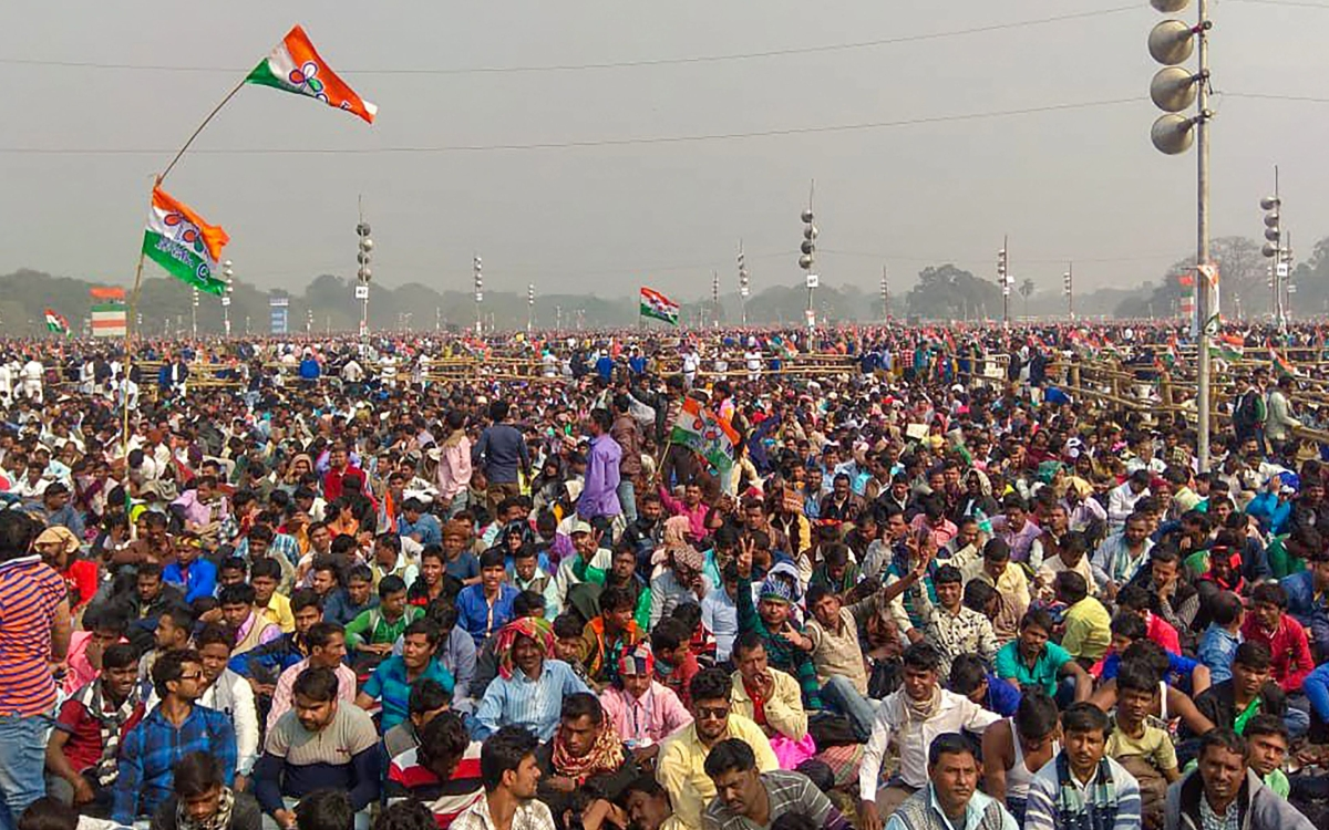 United India Rally: Opposition leaders receive huge applause