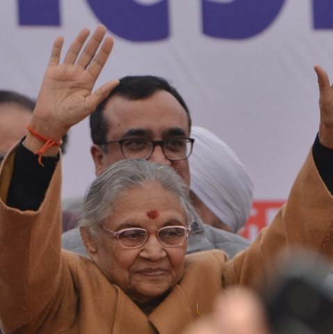 Sheila Dikshit: Aim is to get Congress active, win all 7 Lok Sabha seats in Delhi