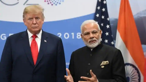 Decoding US Prez Donald Trump's 'library' snub to Modi