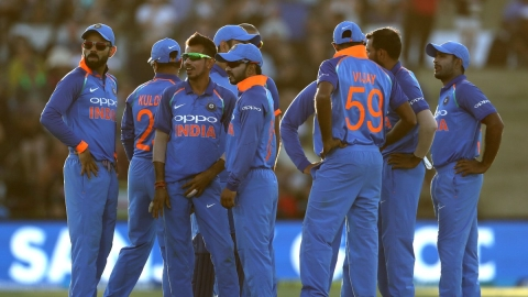2nd ODI: Kuldeep shines in India's 90-run win over NZ, go 2-0 up