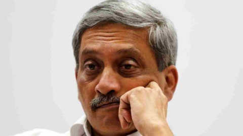 Congress to Parrikar: Come clean on the Rafale file you have