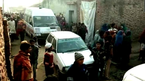 NIA conducts follow up searches in Amroha in connection to IS module case