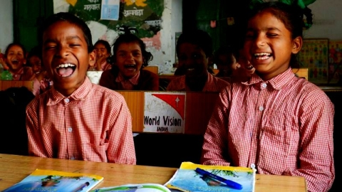 NGO World Vision India helps children become the catalysts of change in Bengal