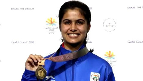 Haryana: Shooter Manu Bhaker asks sports minister if cash prize was just a 'jumla', he snubs her