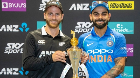 India look to start New Zealand tour on a high
