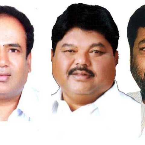 TRS gets three  MLCs disqualified for joining Congress during state polls