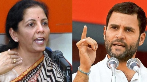 Rahul Gandhi to Nirmala Sitharaman:  Prove to Parliament you didn't lie on HAL deal or resign