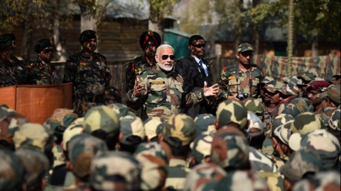 'Surgical strike' exposes Prime Minister's selective concern for soldiers?