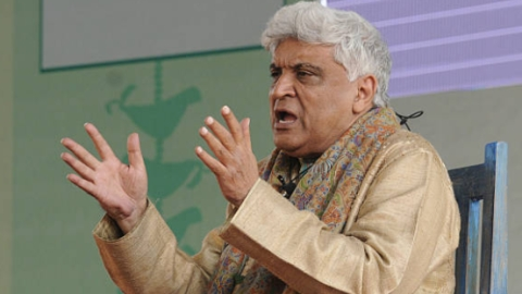 Burqa, ghoonghat are same, ban both: Javed Akhtar