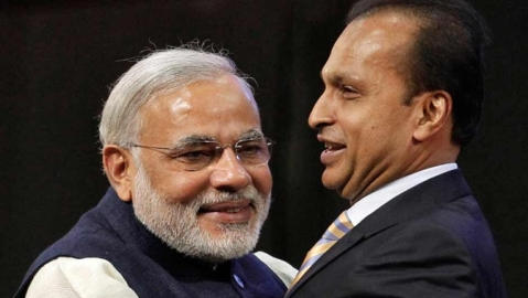 Rafale deal: Days before announcement, Anil Ambani met French Defence officials, says report