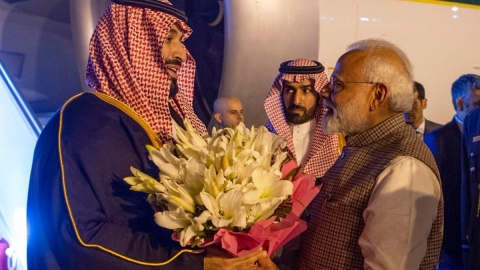 Live update: Congress denounces PM Modi over grand welcome to Saudi crown prince