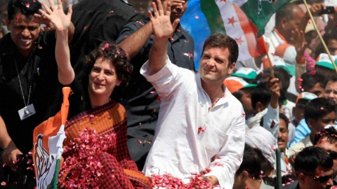 Excited Lucknow looking for `badlaav' with Priyanka's entry into politics