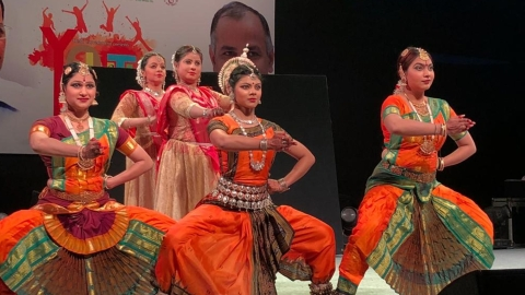 About 12,00 artists performing in the 8th edition of youth festival in Delhi