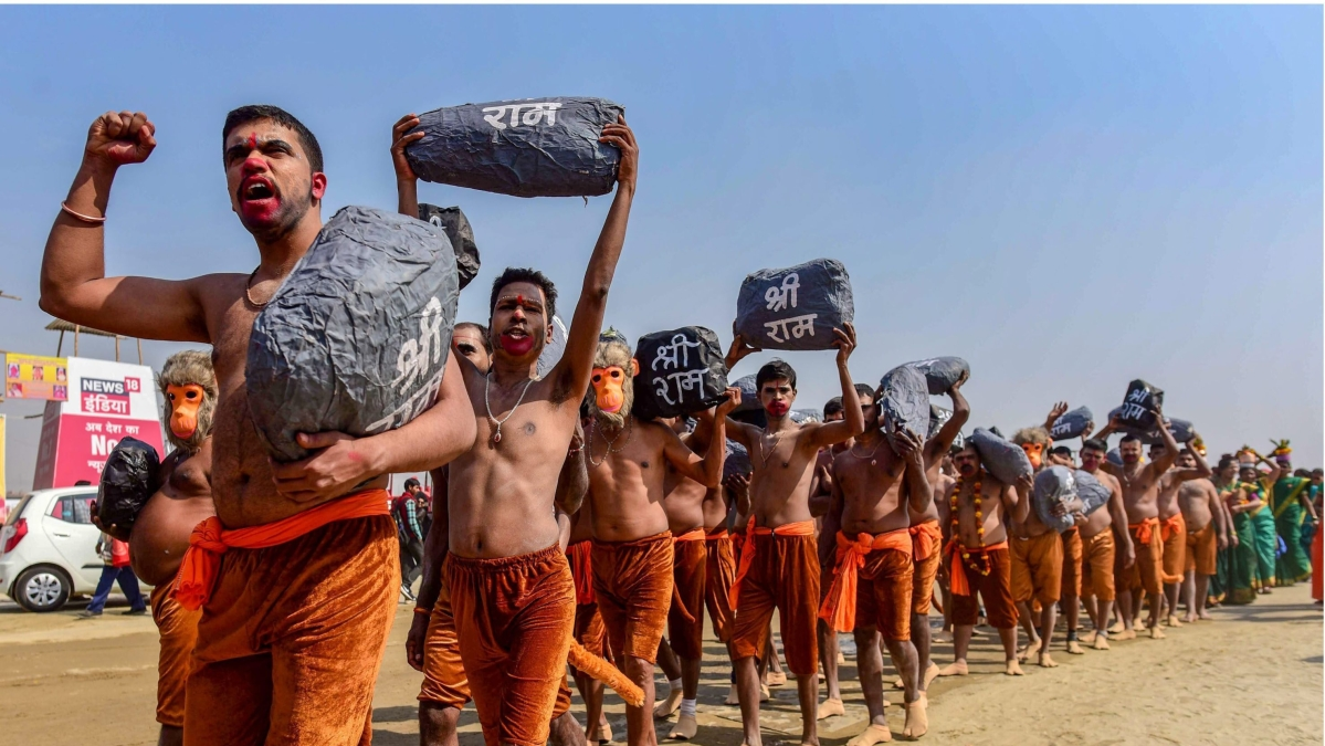 Ram Mandir movement now becomes a divided house