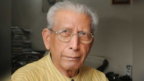 Renowned Hindi author Namwar Singh passes away