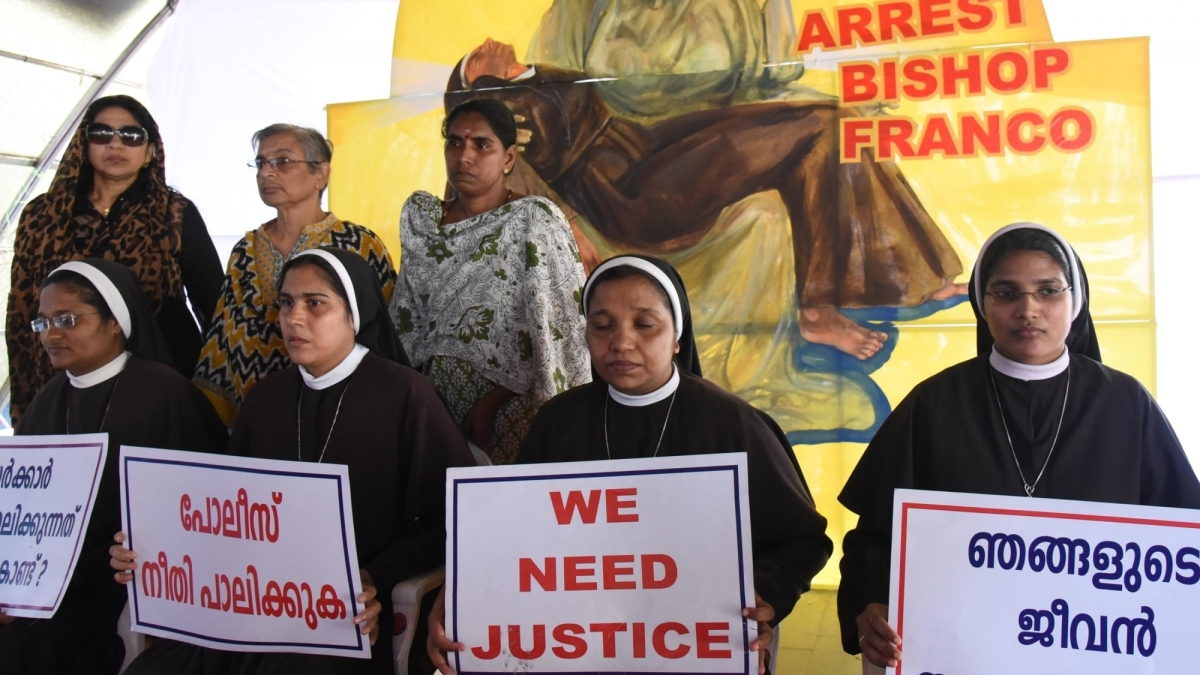 Ensure safety of nuns who protested against rape-accused bishop: NCW to Kerala CM Pinarayi Vijayan