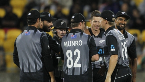 India lose 1st T20 to New Zealand by 80 runs