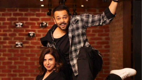 Rohit Shetty, Farah team up for action-comedy