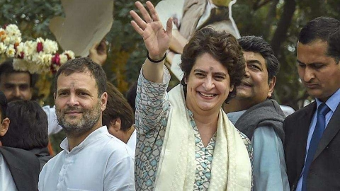 Uttar Pradesh: First challenge before Priyanka  is to forge an alliance of smaller caste groups