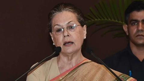 'Outraged by barbarous, cowardly act': Sonia Gandhi on Pulwama attack