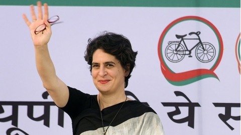 Congress prepares for Priyanka's visit to Lucknow