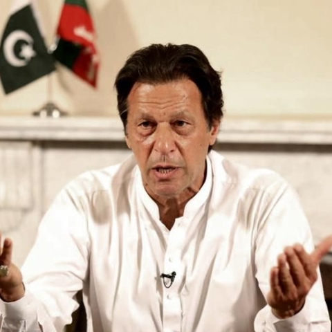 Pak PM Imran Khan to address nation on Kashmir issue
