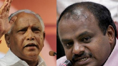 'I'll quit politics if audio clip is proven fake': Kumaraswamy on Yeddyurappa's 'concocted story' claim