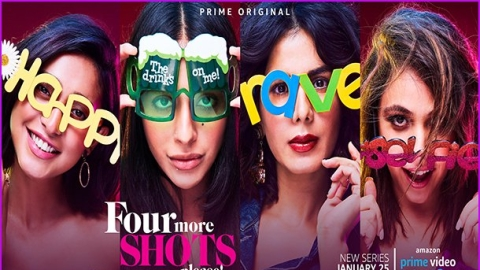 Prime Original 'Four More Shots Please': A half-baked attempt at new age female-centric content