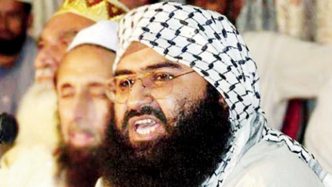 Pak foreign minister Qureshi admits Masood Azhar is in Pakistan