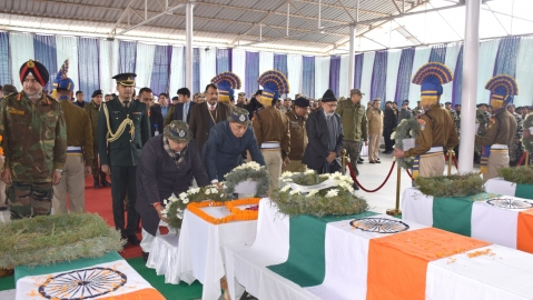 Government convenes all-party meet on Pulwama terror attack