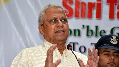 Meghalaya Guv calls for economic boycott of J&K