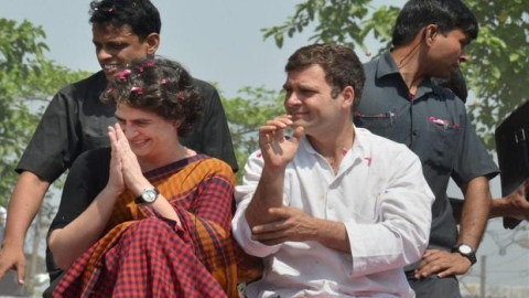 UP Congress workers plan grand welcome for Priyanka Gandhi and Rahul Gandhi in Lucknow