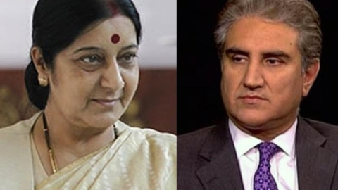 Pakistan foreign minister Qureshi threatens to boycott OIC meeting over Sushma Swaraj's participation