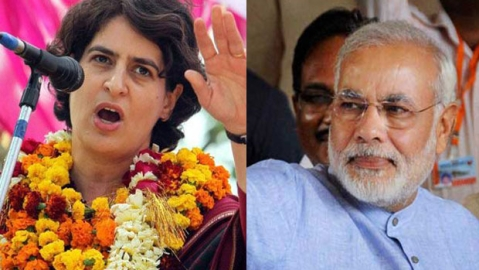 Modi loses  followers by thousands on Twitter,  Priyanka Gandhi gets more than 88k on debut