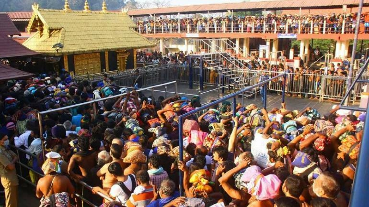 Sabarimala: Devaswom Board reverses its stance, backs entry of women in the  temple