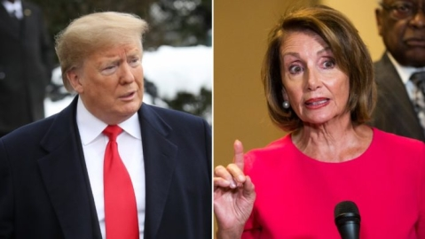 Nancy Pelosi declares no compromise in border security deal; remain far apart on the border wall