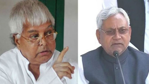 Lalu flays Nitish over SC order in Muzaffarpur sex scandal