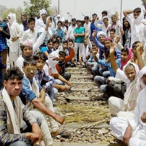 Rajasthan: Gujjar ire's roots lie in BJP's  caste politics
