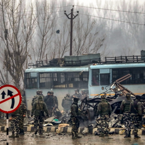 India Attacked: Please don't  politicise Pulwama