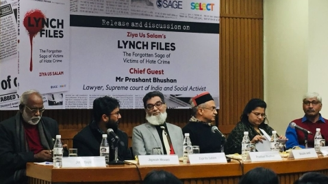 'Mob lynchings are the new communal riots':  Lynch Files author Ziya Us Salam