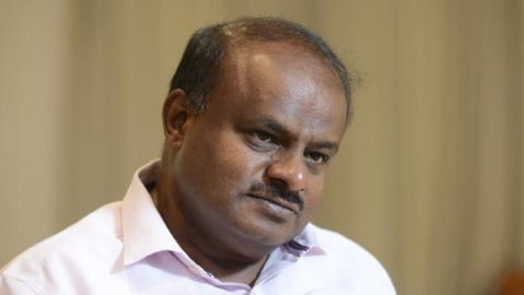 Kumaraswamy releases audio clips, says BJP trying to topple his govt