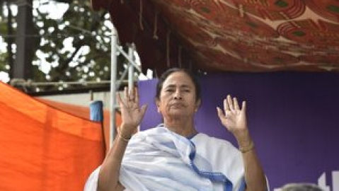Mamata Banerjee's dharna neither impulsive nor 'thoughtless'