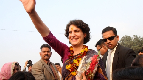 Priyanka Gandhi's appointment: BJP's reactions tell the tale