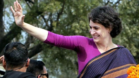 Priyanka, Scindia reach out to 60 lakh people in Uttar Pradesh with a recorded call